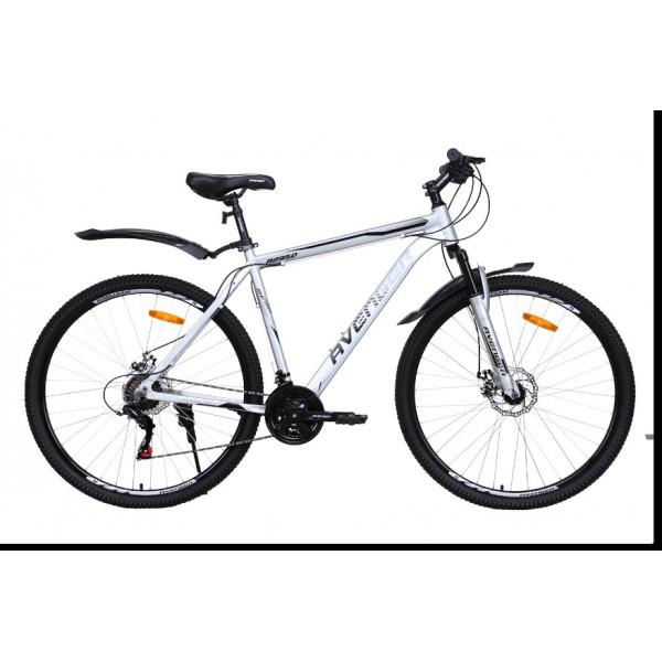 """Велосипед 29"""" AVENGER A295D, серый, 21"""""""