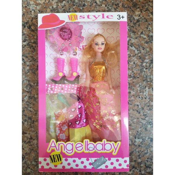 Кукла 29см с набором одежды