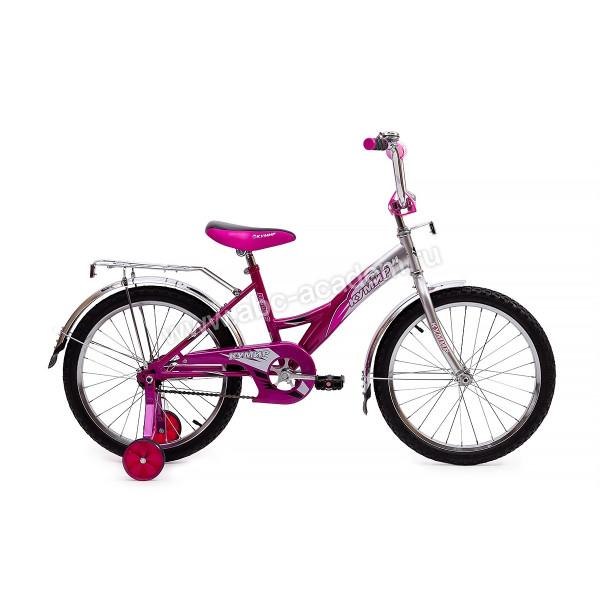 Велосипед  двухколесный, детский Кумир Артикул В2006/красный