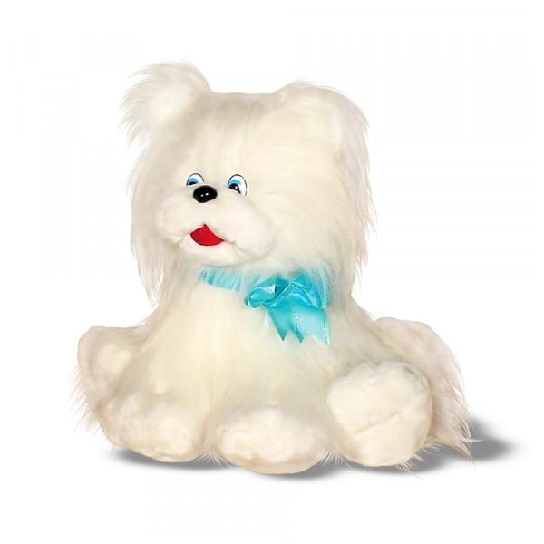 Котёнок Снежок, 43 см