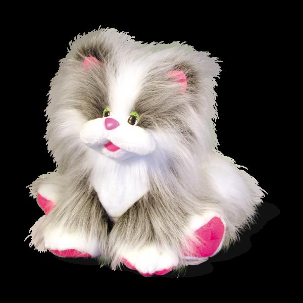 Котёнок Оскар, 38 см
